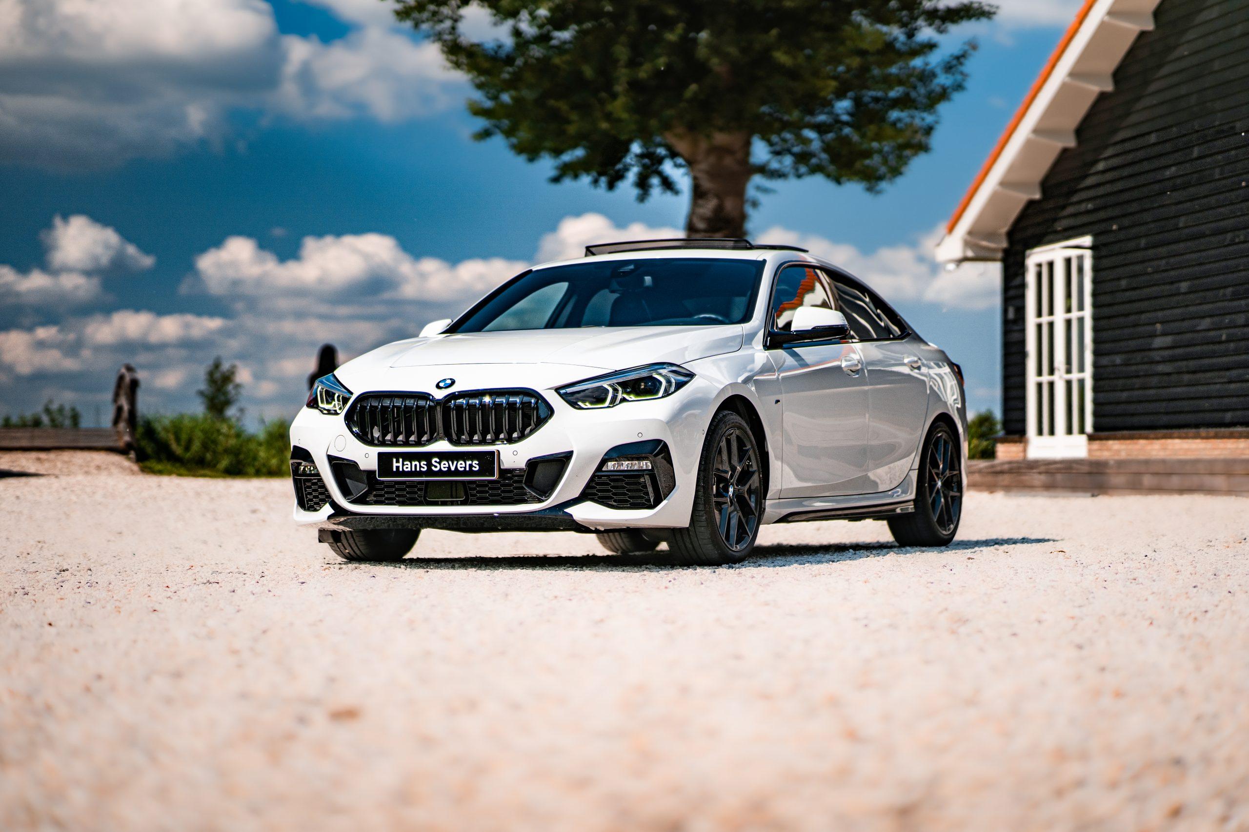 De nieuwe BMW 2 Serie Gran Coupé