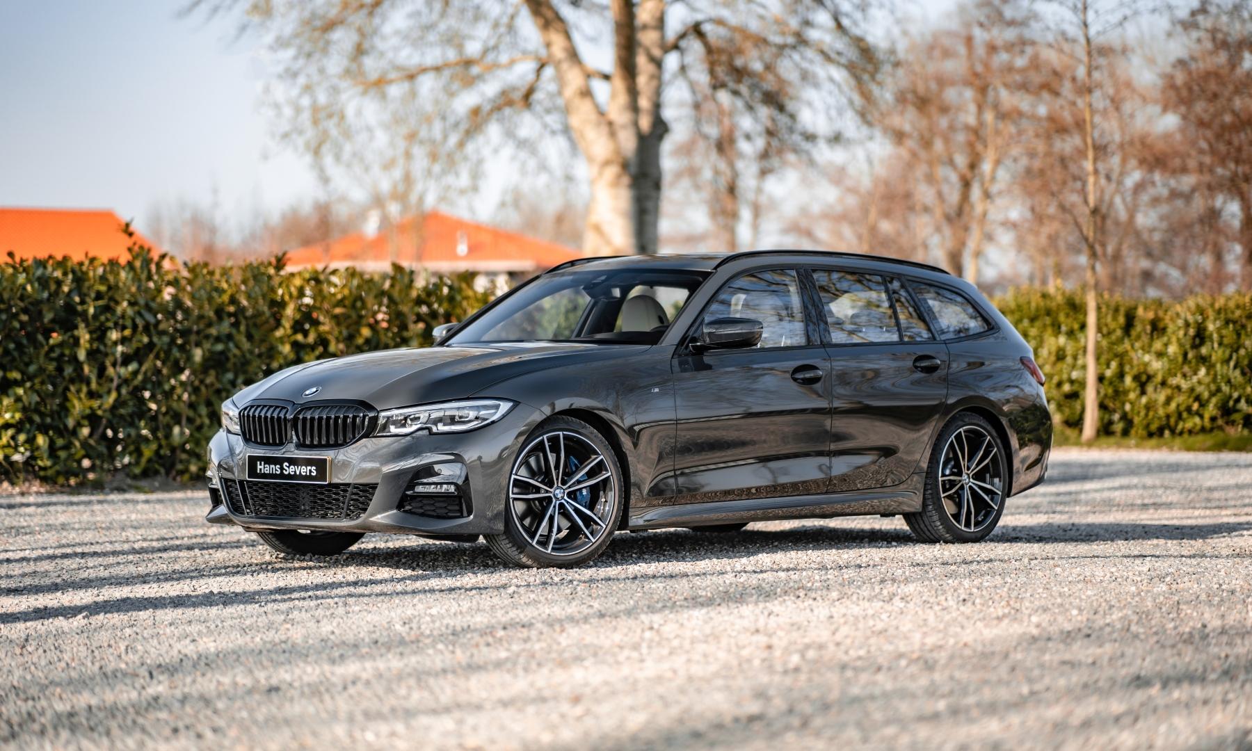 De BMW 3 Serie Touring