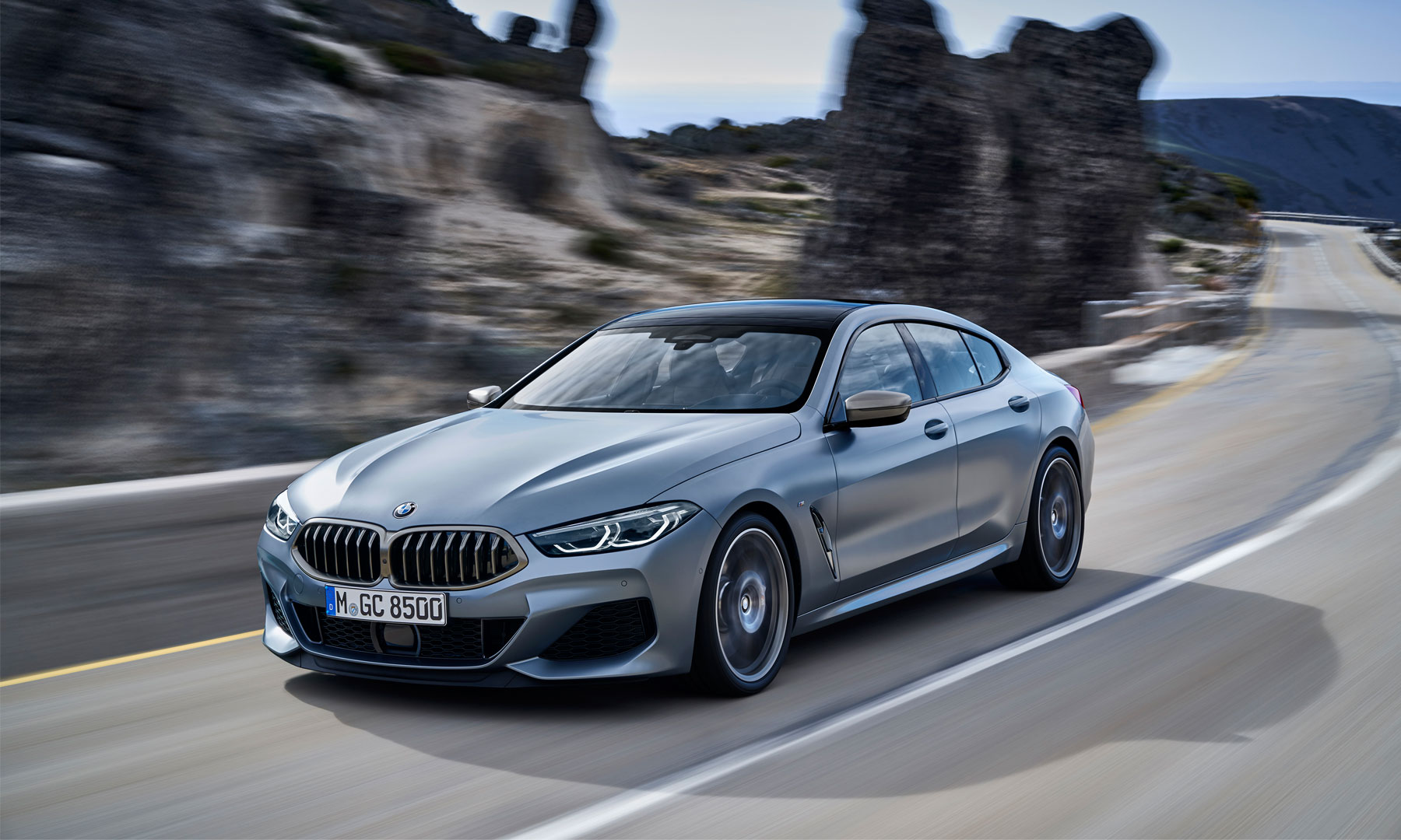 De nieuwe BMW 8 Serie Gran Coupé