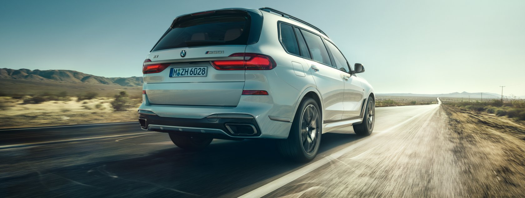 De nieuwe BMW X5 M50i en de nieuwe BMW X7 M50i