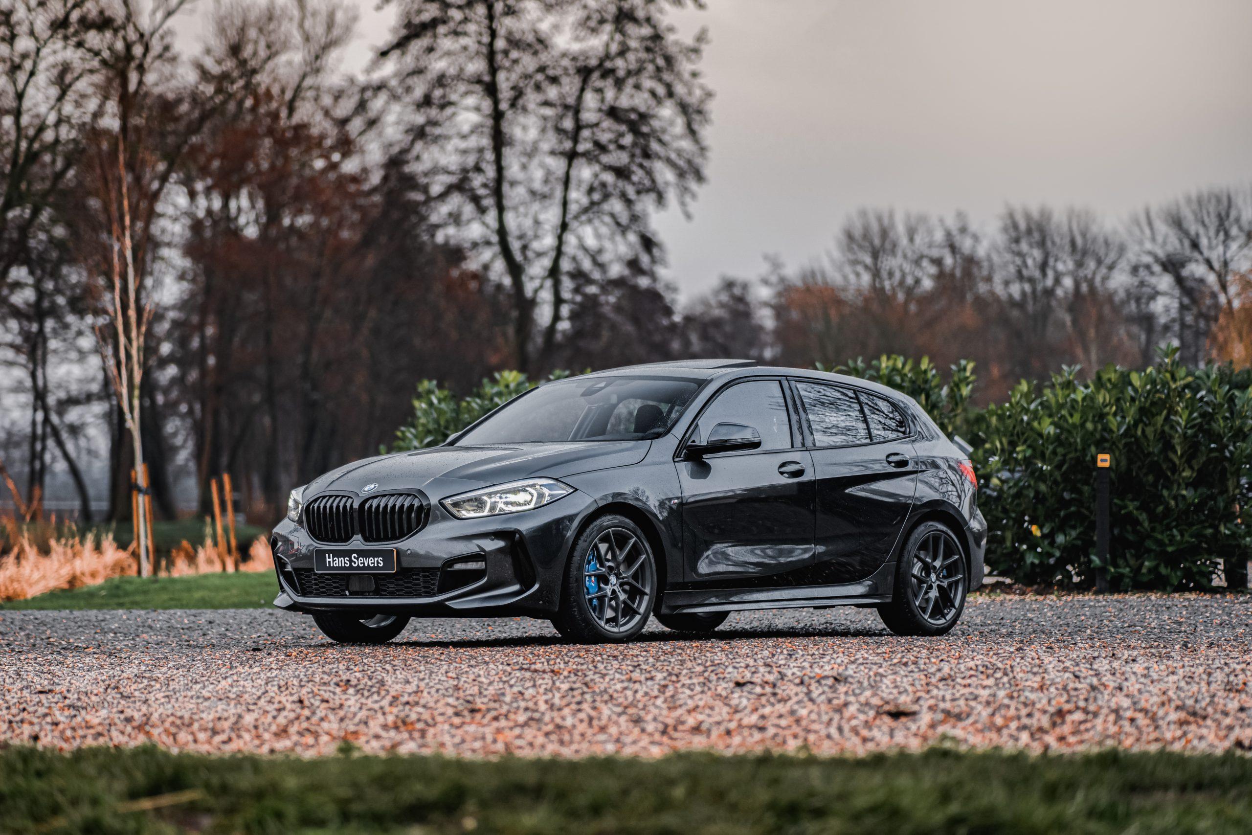 De BMW 1 Serie