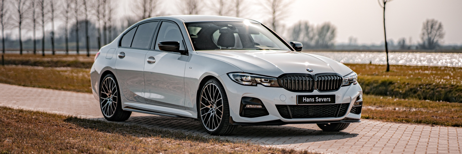 De nieuwe BMW 3 Serie Sedan