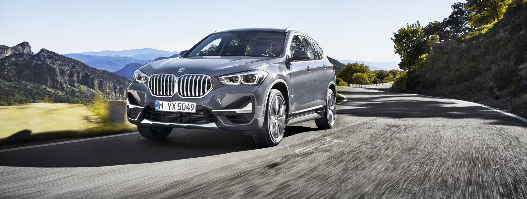 De nieuwe BMW X1