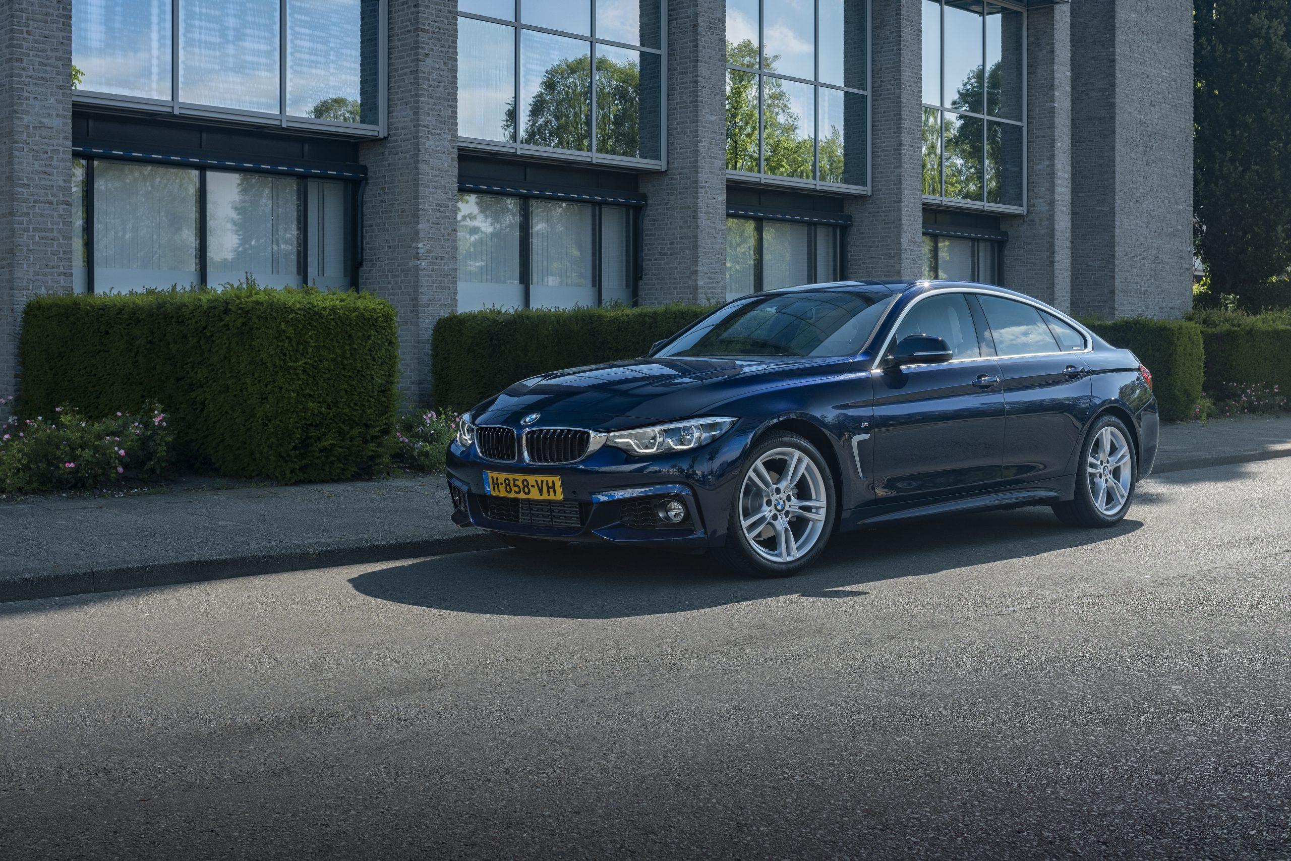 De BMW 4 Serie Corporate Lease Edition
