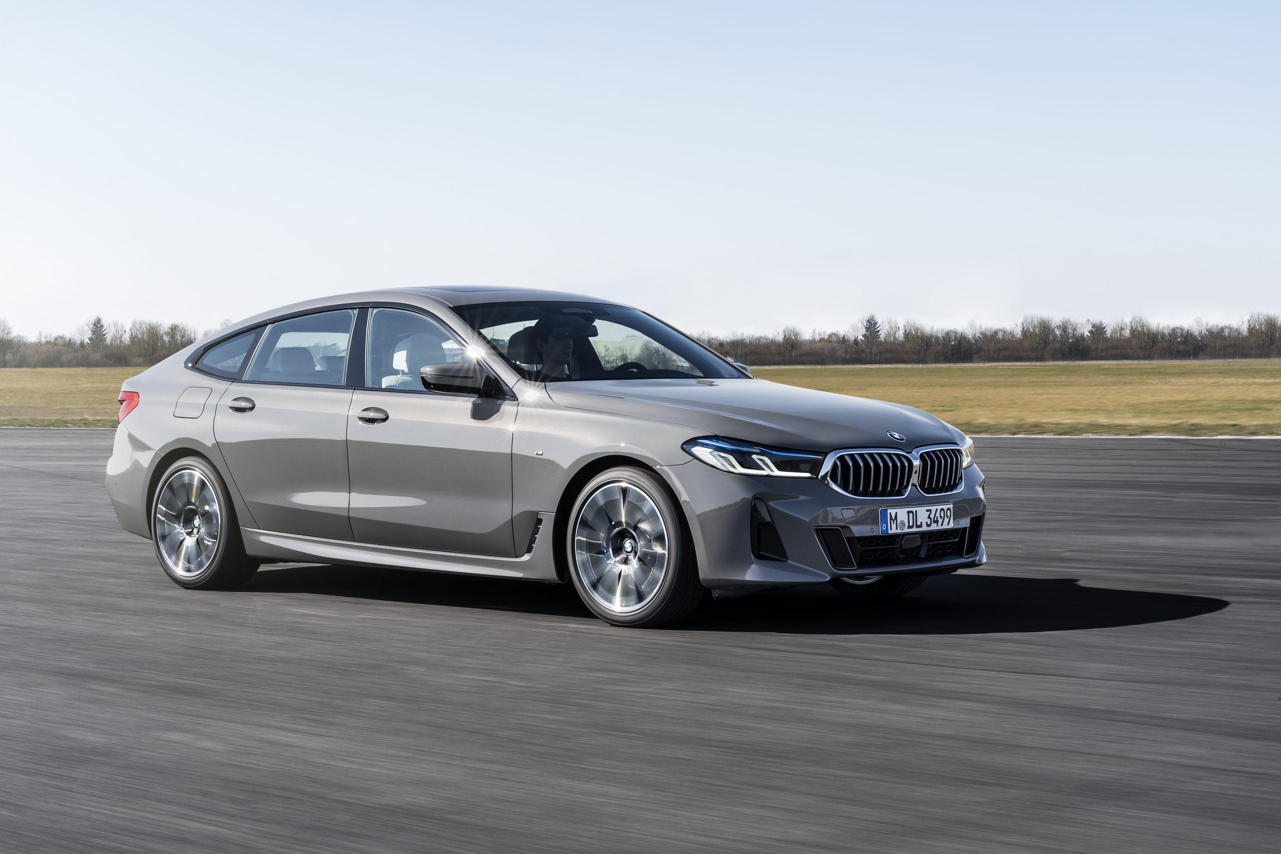 De nieuwe BMW 6 Serie Gran Turismo
