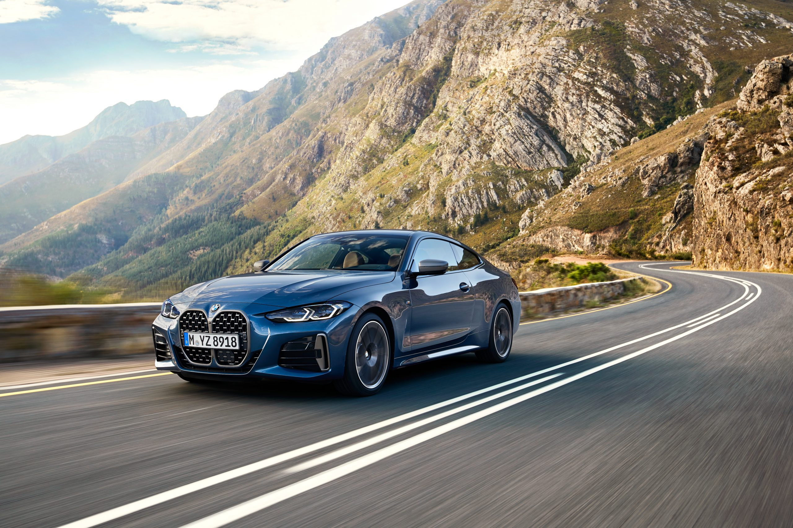 De nieuwe BMW 4 Serie Coupé
