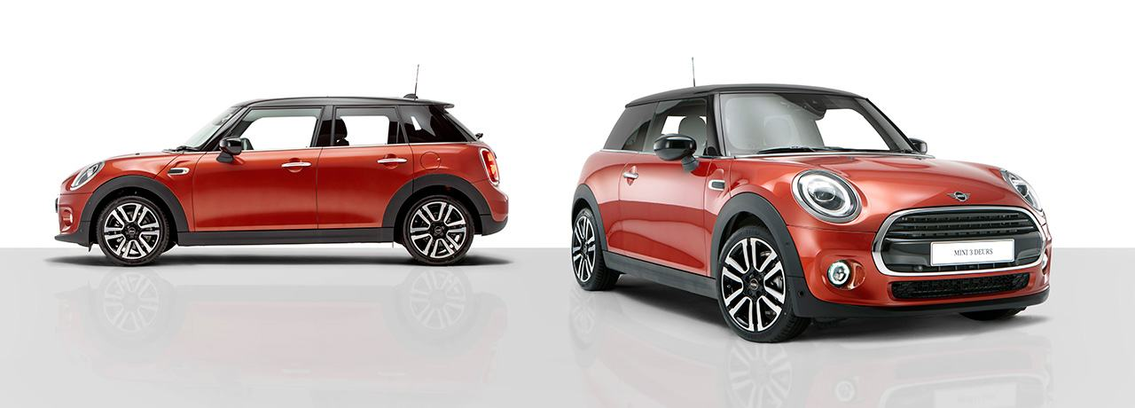 MINI Indian Summer Red Edition