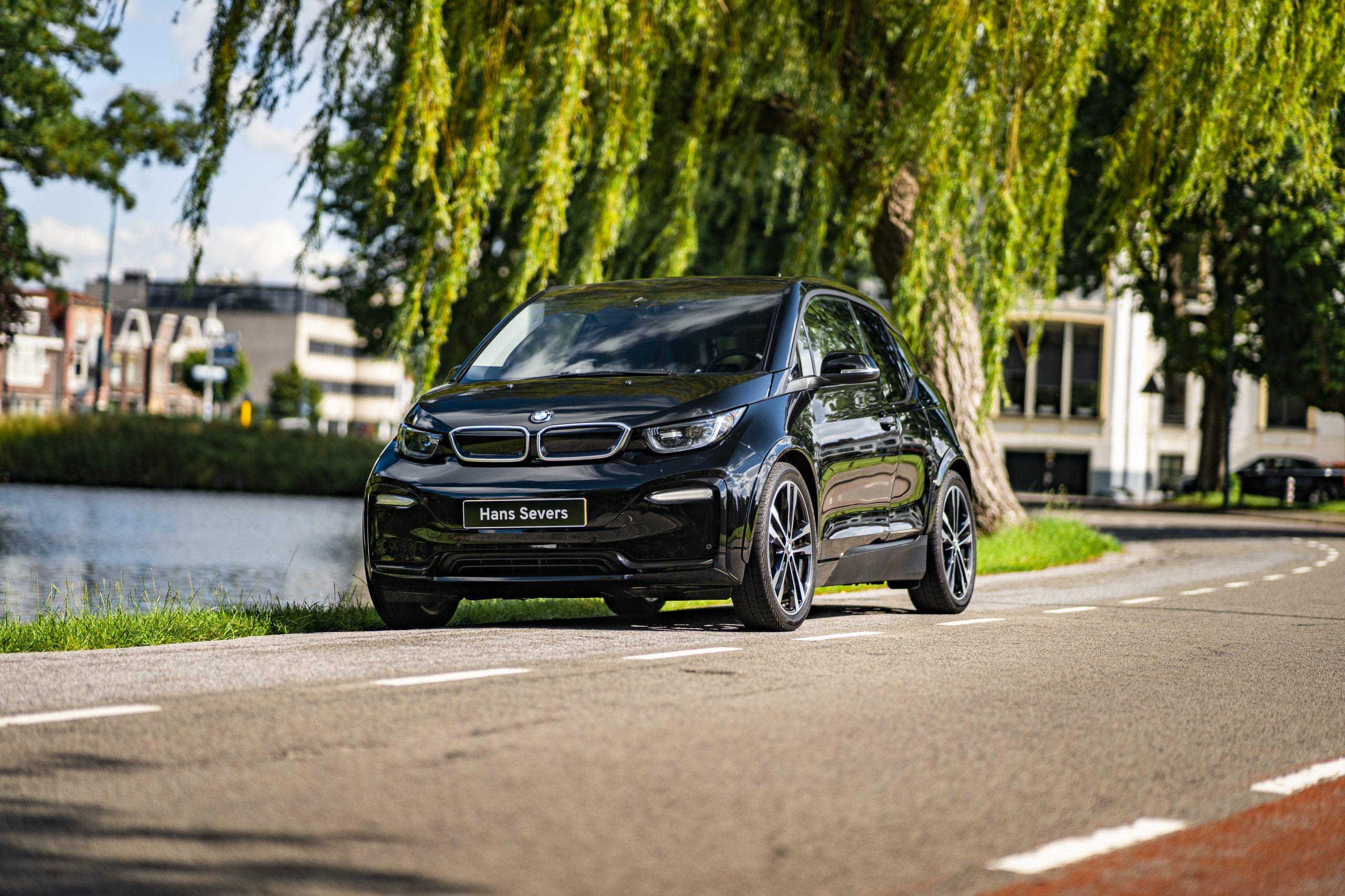 De BMW i3