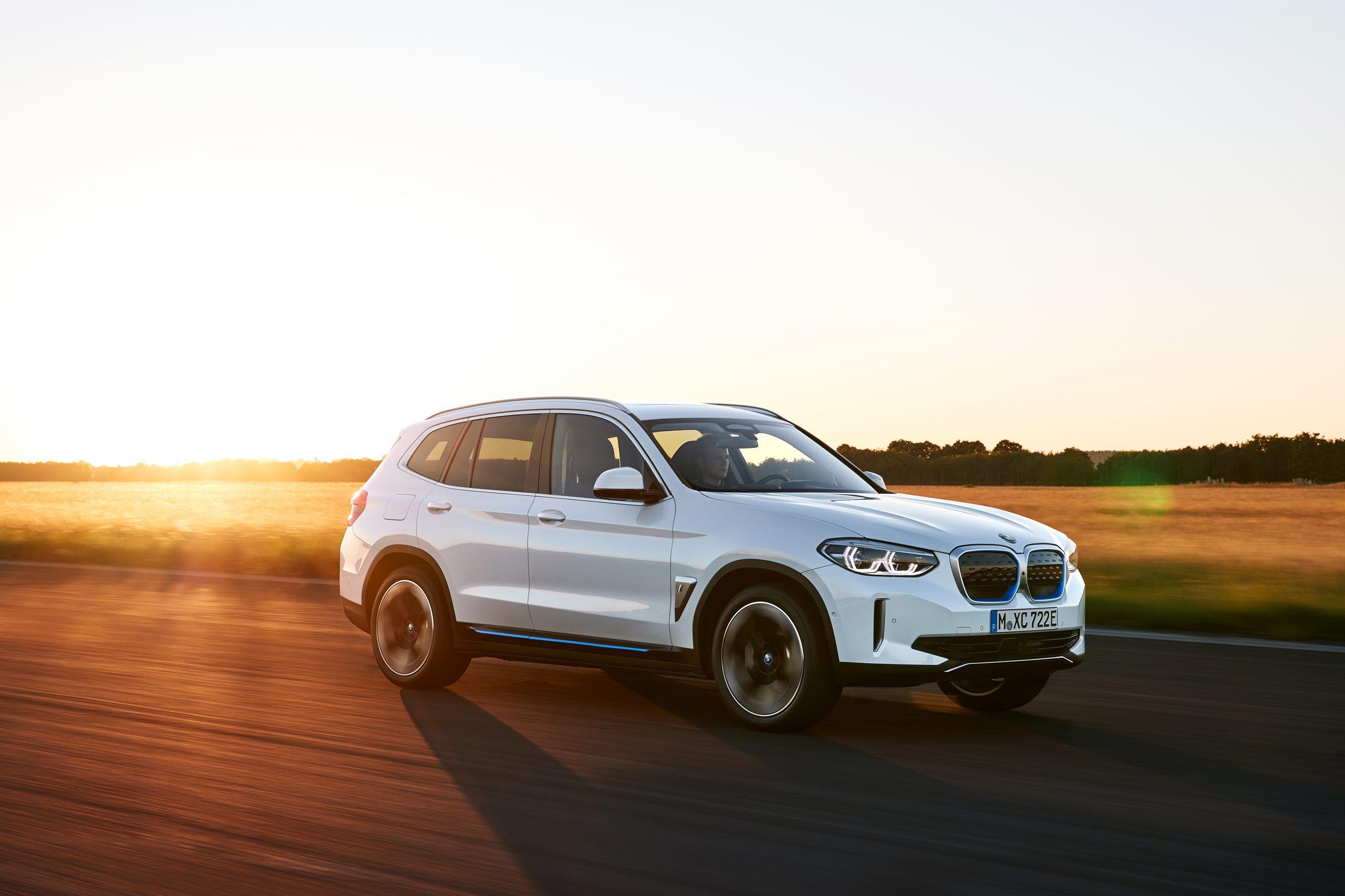 Meer nieuws over de BMW iX3