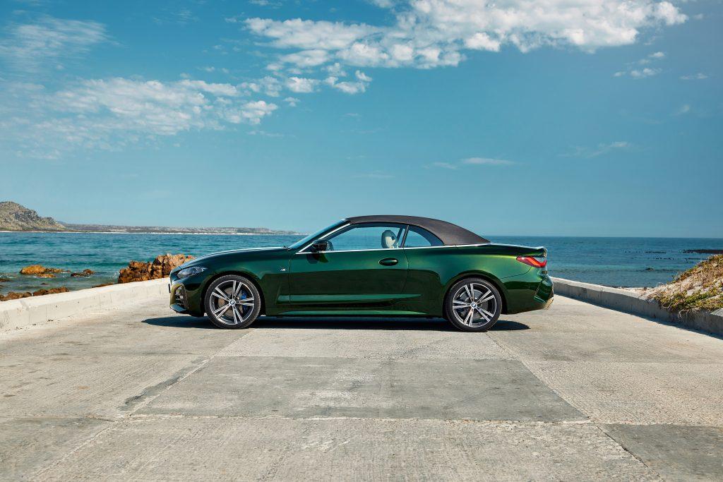 De nieuwe BMW 4 Serie Cabrio