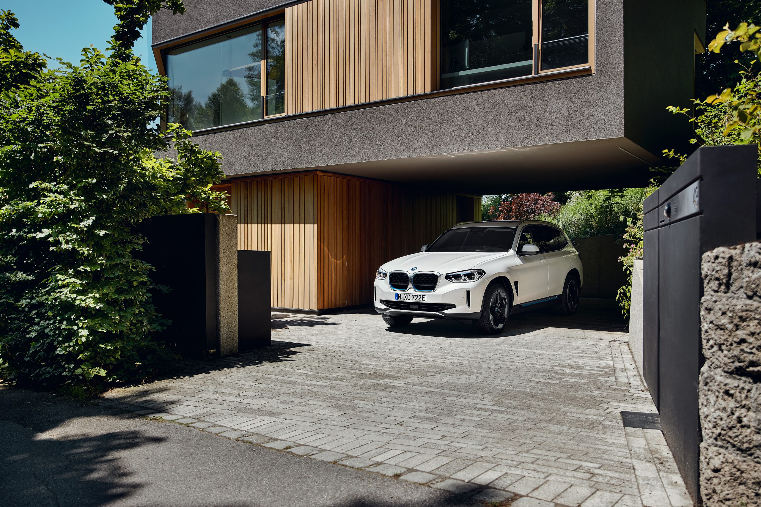 BMW iX3 Private Lease