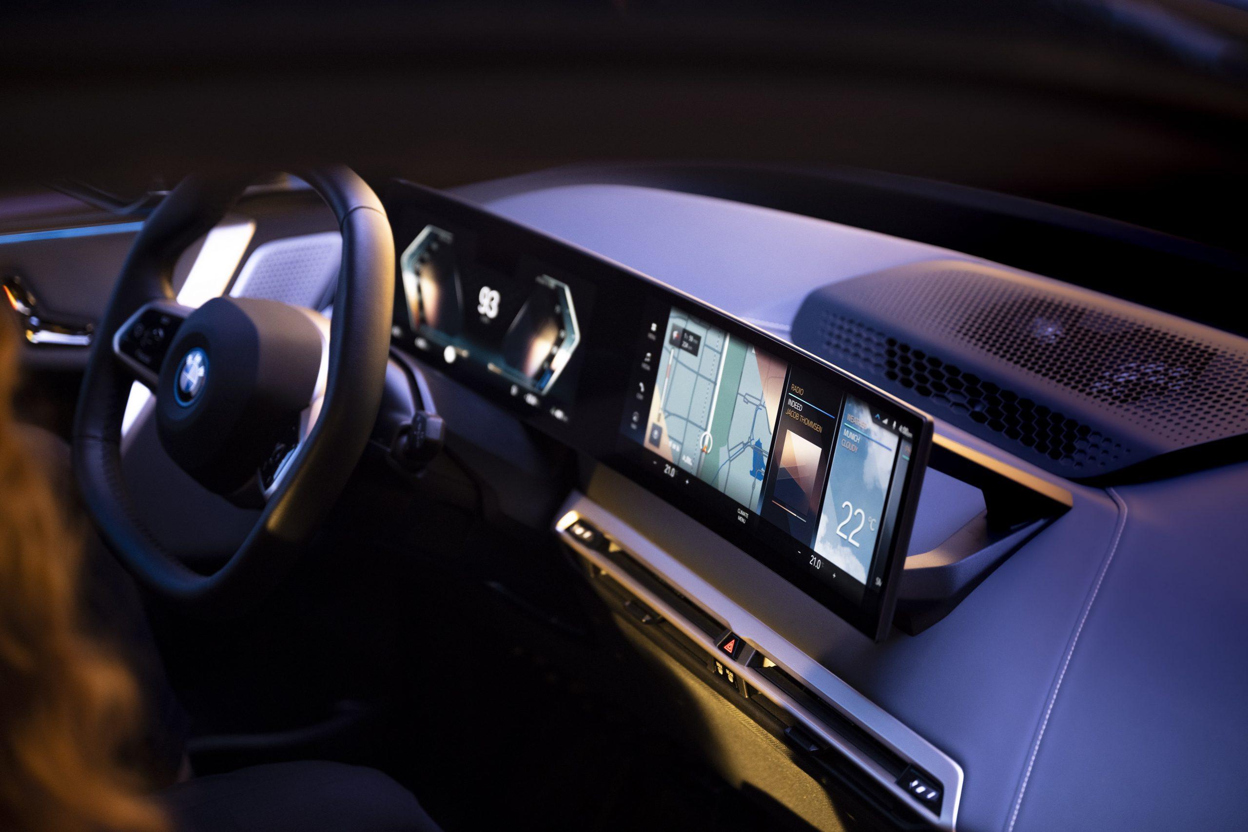 Het nieuwe BMW iDrive