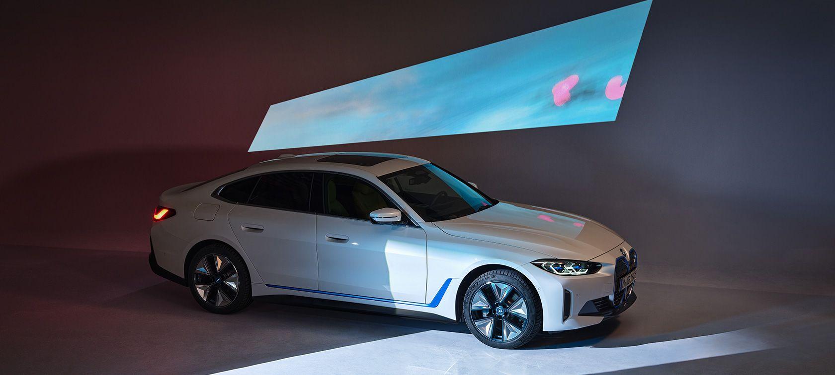 De BMW i4