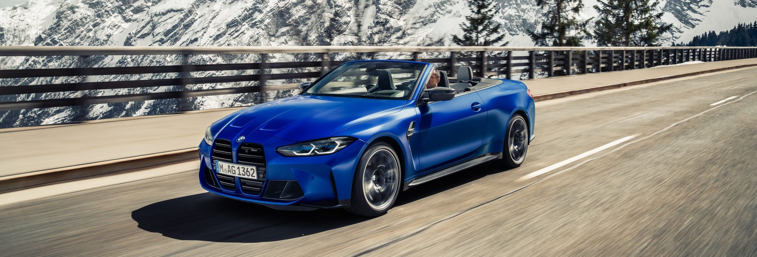 De nieuwe BMW M4 Competition Cabrio