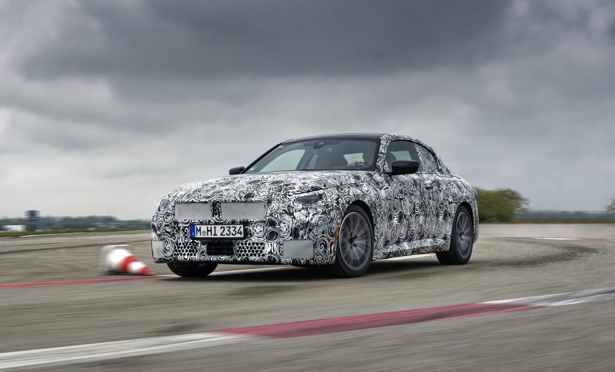 De nieuwe BMW 2 Serie Coupé