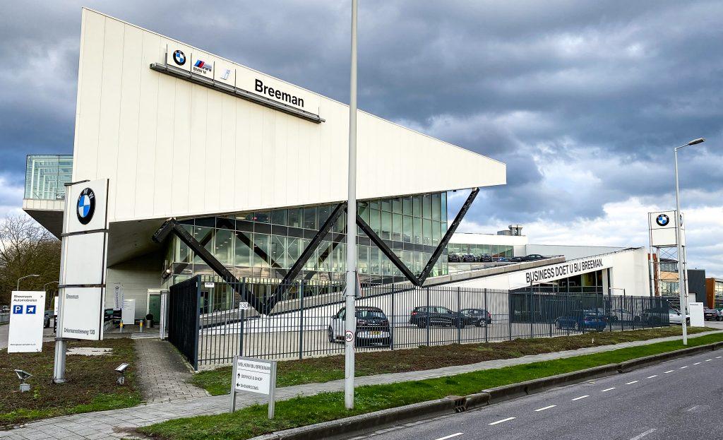 Severs Breeman Rotterdam-Zuid