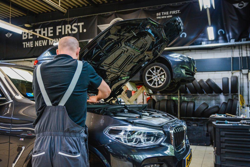 BMW Verlengde Pechhulp