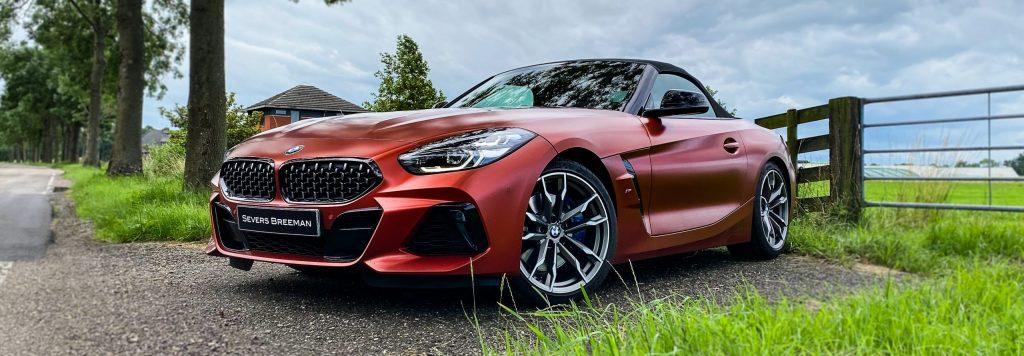 Plan de BMW zomercheck