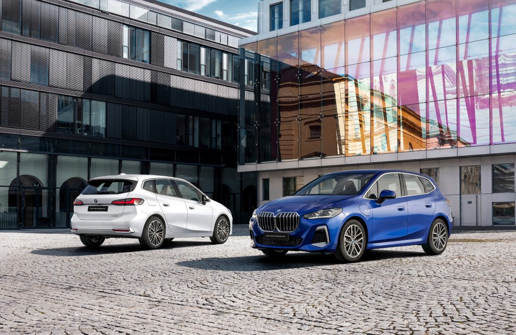 DE NIEUWE BMW 2 SERIE ACTIVE TOURER